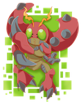 S1 Tentomon by SarahRichford