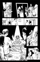 Doctor Who: the Tenth Doctor 4 - pag 15 by elena-casagrande