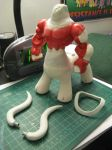 Third Tirek Custom WIP by AleximusPrime