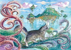 ACEO The Great Explorer by rachaelm5