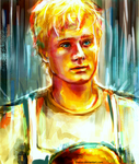Peeta by chanso