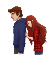 You are my hardest goodbye by WinterMaiden11