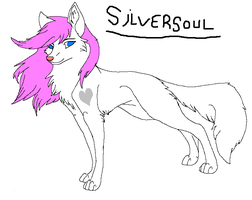 Whiteheart-Pack Silversoul by SwedenGirl