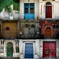 Doors - Lyon by as2pik