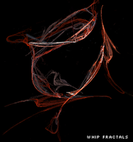 Whip Fractals by CorrodedSilence