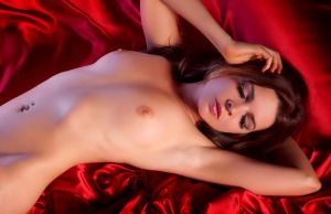 Beauty in Red 020 by fedex32