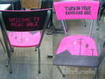 WIP - Night Vale Chair by Parfumelle