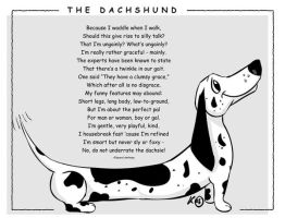 The Dachshund by Crafty-Magic