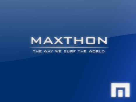 smooth Maxthon name by danniboi24