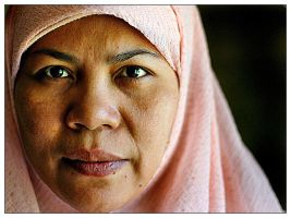 A Face from Indonesia by tyt2000