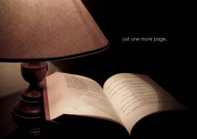 just one more page... by di3ggo