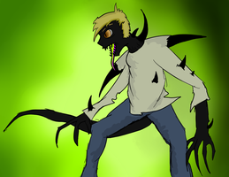 Infected Hakyeoff by Firekat97
