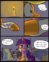 MLP Project 205 by Metal-Kitty