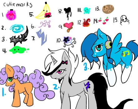 Adopts PONIES/CM by Neoncold