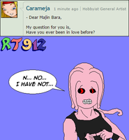 Ask My OCs Answer 17 by RT912