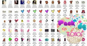 Pack de Iconos by EDICIONESlulu