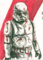 Star Wars Death Trooper PSC by LauraInglis