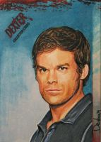 Dexter Morgan by DavidDeb
