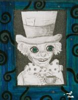 The Mad Hatter #1 by xx-kittymeowmeow-xx