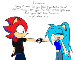 Follow Me by BluIceyy