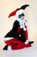 Harley Quinn Winter Outfit by SeviYummy