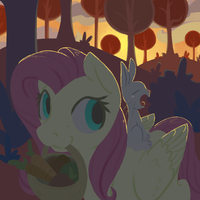 Morning Chores by Geomancing