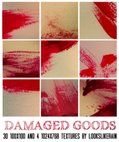Damaged Goods by lookslikerain