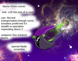 The Shloo runner by The-Gij