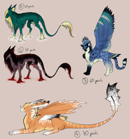 Point Adoptables by Avenegeus