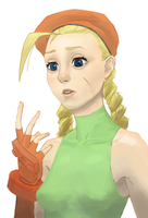 Cammy by freeCardboardBox