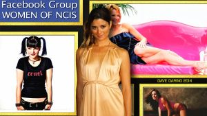 Women of NCIS by Dave-Daring