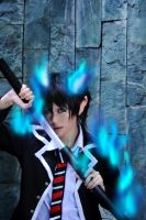 Ao No Exorcist III by YAsuukun