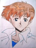 shinji by rei-kawaii