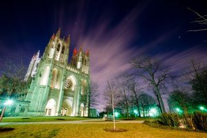 Washington National Cathedral by kennedmh