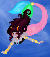 Mermaid Feferi 2 by DemonicLollipop