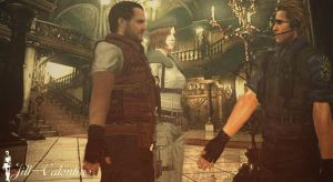 The Mansion Incident by Jill---Valentine