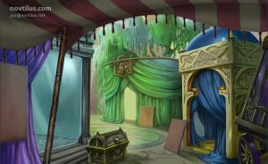 Creature Alley, hidden object game/hopa game by novtilus