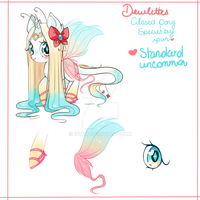 Dewlettes ADOPTABLE #3 CLOSED by Ipun