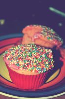 Cupcakes xD by 6Rusty9
