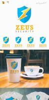 Zeus-security-logo-template by mikeandlex