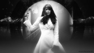 Amanda Tapping  Fairy Tale Science by Dave-Daring