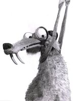 Scrat by rstovall by twotonearmy