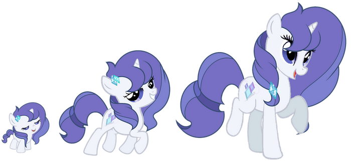 MLP Lace Crystal by SilverSentryYT