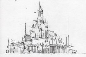 The Witch's Castle by Pirrip
