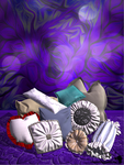 Pillow Pack [XPS] by LexaKiness