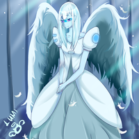 Guardian Angel by Darklumina08