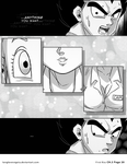 Dbz: Bulma and Vegeta - Firstkiss: Chapter 3, Pg20 by longlovevegeta
