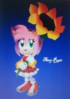 Little Amy Rose by Shira-Cat