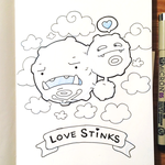 160213 Love Stinks by fablefire