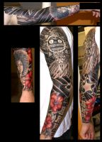 dj's sleeve by eminimal